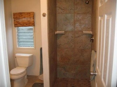 Keauhou studio rental - 5k upgrade in bathroom October 2010! Guests love this brand new washroom!