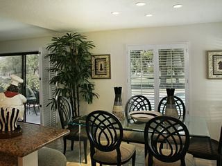 Palm Desert house photo - Dining Area