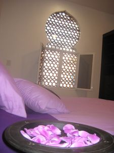 Playa del Carmen condo rental - Romantic decor.....................