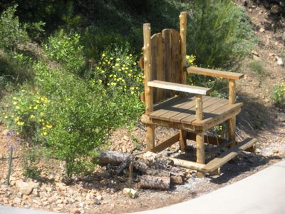 The Shasta Chair.