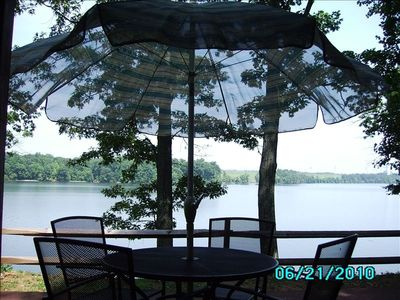 View of the Lake from all rooms/Enjoy two docks/paddleboat/jonboat