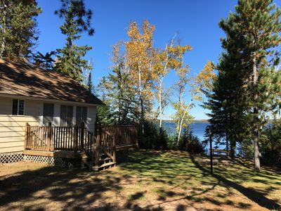 Beautifully Remodeled Cabin on Big Sturgeon Lake in Side Lake, Mn.