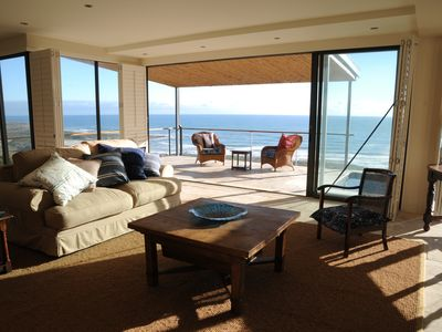Spectacular Views, Contemporary Luxury Cape Beach Home In Unspoilt Environment