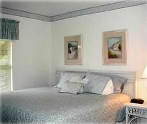 Guest Bedroom--Beds are Twins or ....together..... King Size