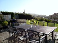 Detached house with fabulous seaviews overlooking Polzeath beach - sleeps 8