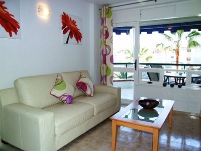 Fuengirola apartment rental - Lounge