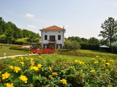 Acqui Terme: Country resort surrounded by nature