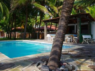 El Salvador villa photo - Turquoise and green: the colours of holidays in Costa del sol