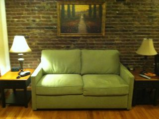 Boston condo photo - State of the Art Queen Sleeper Sofa