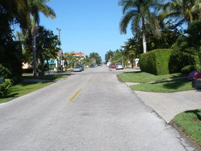 Walk to the gulf at the end of our street!