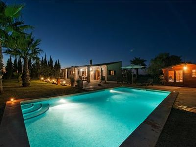 Cottage for 8 people with pool in Felanitx