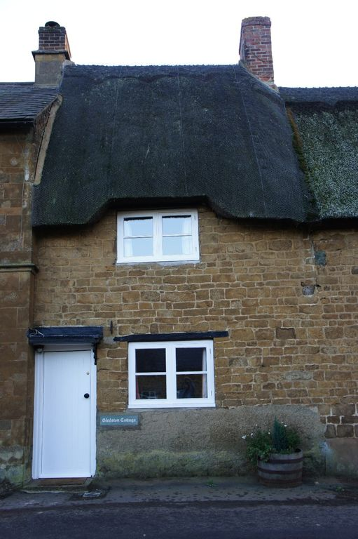 Cherwell cottage rental - Gledston Cottage
