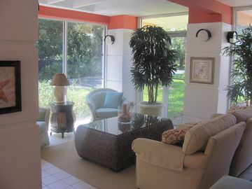 Clubhouse Sunroom