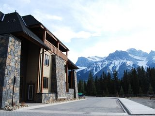 Canmore condo photo - Exterior of condo building - Classy & Tasteful