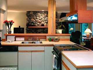 Whistler townhome photo - Fully Equipped Open Kitchen for Entertaining