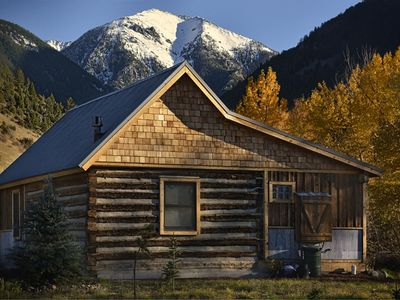 Cozy historic cabins at Old Chico