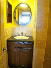 Deerfield Beach condo photo - master vanity with plenty of lighting