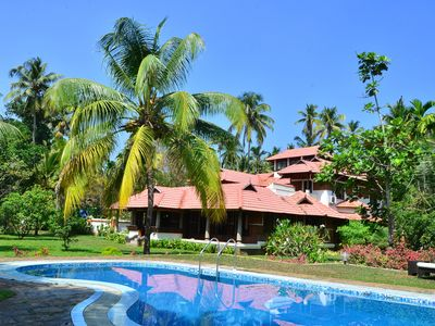 Luxury 5BDR Exclusive Sea Kerala Villa