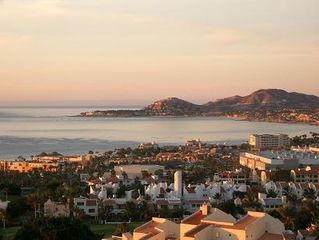 San Jose del Cabo condo photo - West views sunset (Palmilla)