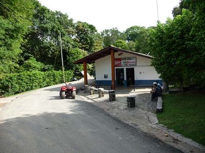 Contadora Panama - this is one of the 3 grocery stores