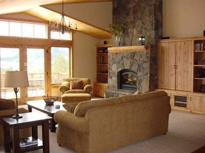 Tahoe Summit Chalet - Great Room