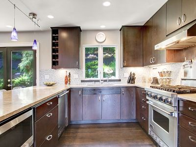 Seattle Home Appliances on Seattle House Rental   All Viking Appliances