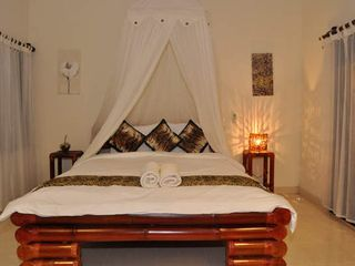 Seminyak villa photo - King Bed for the Perfect Sleep
