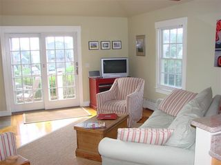 Provincetown condo photo - Spacious Sun Lit Living Room
