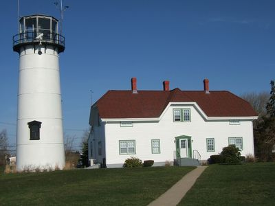 Chatham Lighthouse With Views Of The Atlantic
