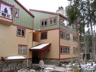 Breckenridge Peak 9 condo photo - Complete Exterior Renovation in 2007.