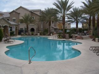 Las Vegas condo photo - Community Pool