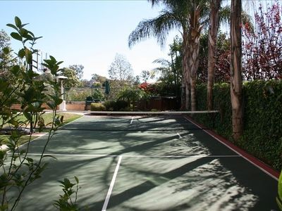 Sport Court, Pickleball, Basketball, Paddle Tennis, Hot Tub