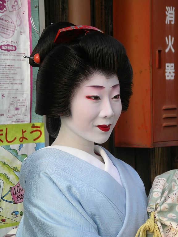 Gion Geisha district 15mins walk