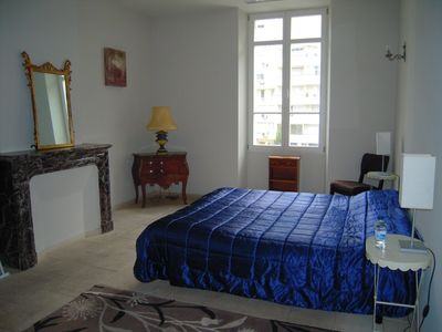 Centre-ville - Croisette apartment rental - Second bedroom with twin beds