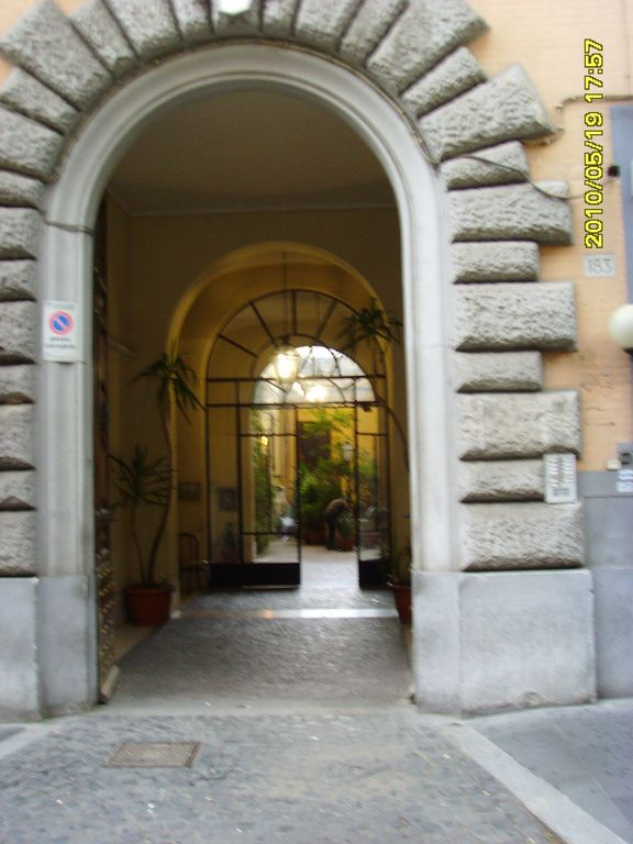 San Giovanni - Esquilino apartment rental - Entrance