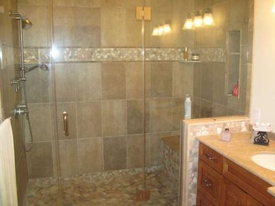 Brigantine house rental - Master Bathroom