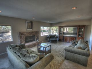 Palm Desert house photo - Living room. A great place to sit and visit with friends