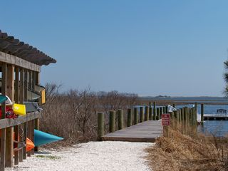 Vacation Homes in Ocean City house photo - KAYAK DOCK