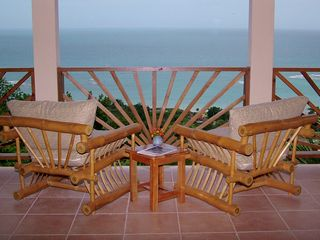 Whitehouse villa photo - Enjoy a drink and ocean view