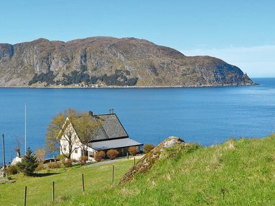 Vacation home in Måløy, Western Norway - 10 persons, 7 bedrooms