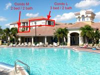 Disney / Universal / Seaworld? 4 condos with Lake, Pool,Fireworks view
