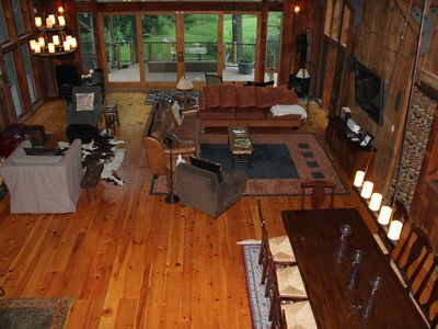 Killington house rental