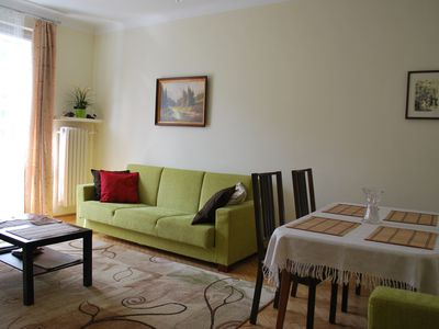 Apartment in walking distance to Old Town in Warsaw