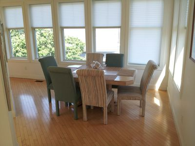 Cape May house rental - 3rd Floor Dining Room