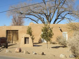 Albuquerque house photo - Casa San Isidro, historic Corrales museum with tours available