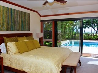 Kahala estate photo - Cottage Master Bedroom Suite with King