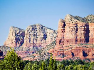 Sedona condo photo - View from the Resort at the Ridge on Sedona Golf Resort
