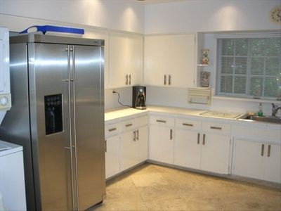 Over sized, Fully equipped Kitchen