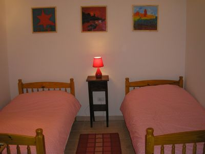 Old Town (Alghero) apartment rental - Twin bedroom