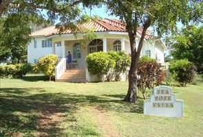 The front porch welcomes you to your visit to the Island